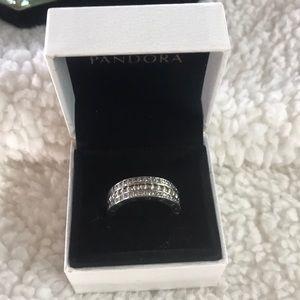 Size 10 Pandora Ring